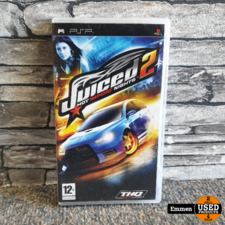 PSP - Juiced 2: Hot Import Nights