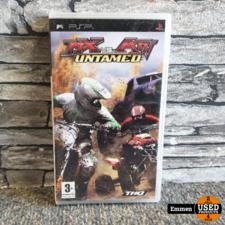 PSP - MX vs. ATV Untamed