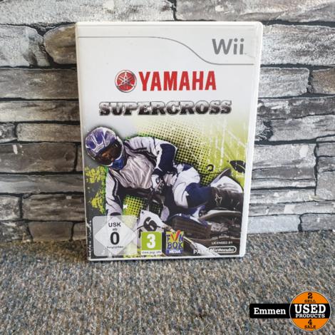 Wii - Yamaha Supercross