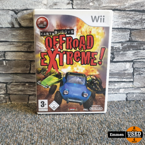 Wii - Offroad Extreme