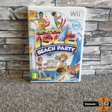 Wii - Vacation Isle Beach Party