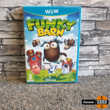 Wii U - Funky Barn - Nintendo Wii U Game