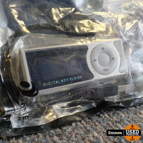 MP3 Speler Styll - Zilver (Nieuw)
