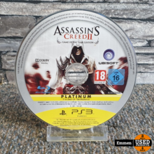 PS3 - Assassin's Creed II (losse disc)