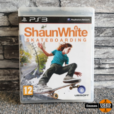 PS3 - Shaun White Skateboarding