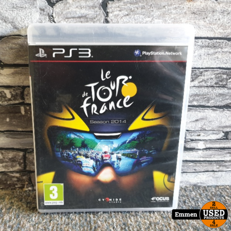 PS3 - Le Tour de France 2014