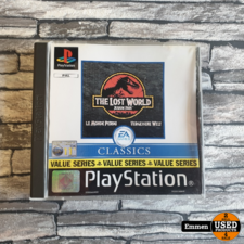 PS1 - The Lost World Jurassic Park
