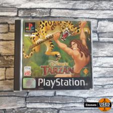 PS1 - Disney's Tarzan