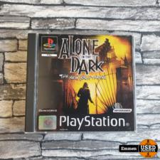 PS1 - Alone in the Dark - The New Nightmare