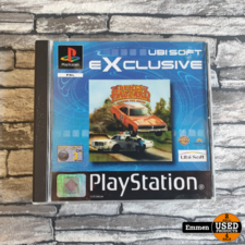 PS1 - Dukes of Hazzard - Racing For Home