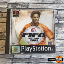 PS1 - FIFA Football 2002