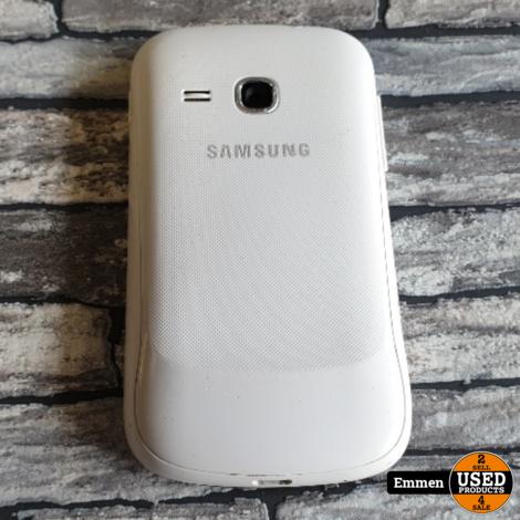 Samsung Galaxy Mini 2 - Wit (GT-S6500D)