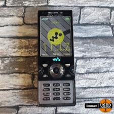 Sony Ericsson W995 - Simlockvrij + lader