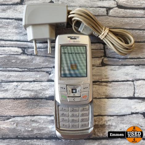 Samsung SGH-E250 - Met oplader (T-Mobile Lock)