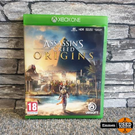 XBOX One - Assassin's Creed Origins
