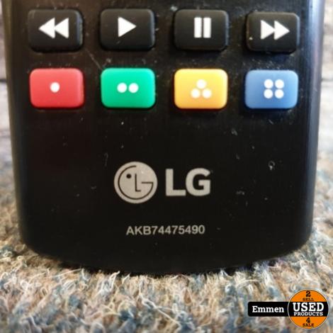 LG AKB74475490 - Afstandsbediening voor TV