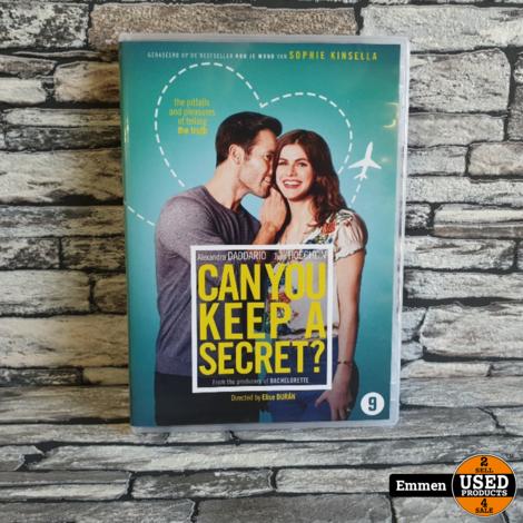 DVD - Can You Keep A Secret? (2019)