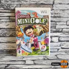Wii - Minigolf - Carnival Games