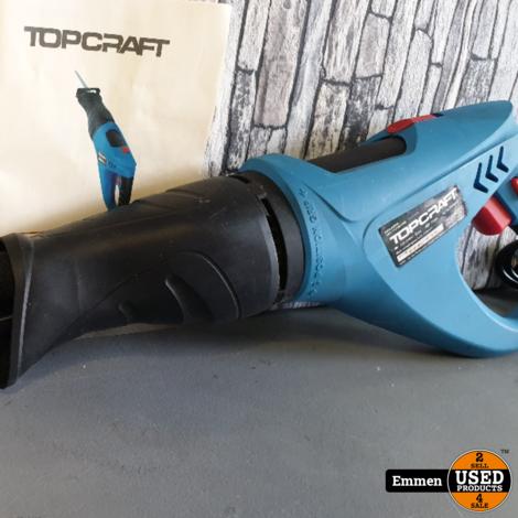 TopCraft TRS-710 - Reciprozaag