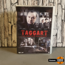 DVD Box - Taggart - Aflevering 1 - 31