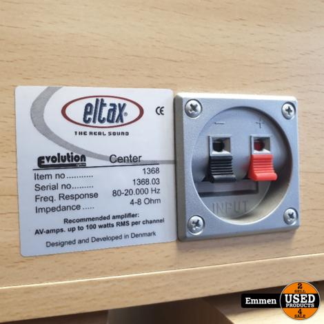 Eltax Evolution Speakerset
