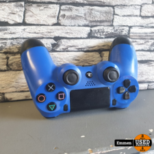 Sony Playstation 4 Controller - Blauw