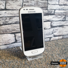 Samsung Galaxy S3 Mini - Wit