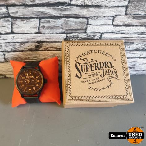 Superdry Horloge - Chronograph