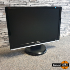 Samsung SyncMaster 206BW - 20 Inch Monitor