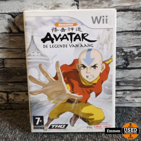 Wii | Avatar Legende van Aang