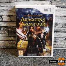 Wii   Aragorn's Avontuur