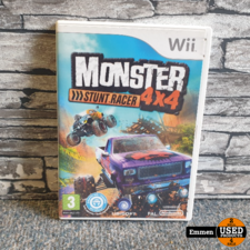 Wii - Monster Stunt Racer 4x4