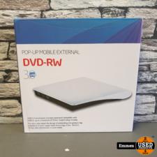 Externe DVD Speler - DVD-RW (NIEUW)