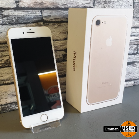 Apple iPhone 7 - 32 GB Goud