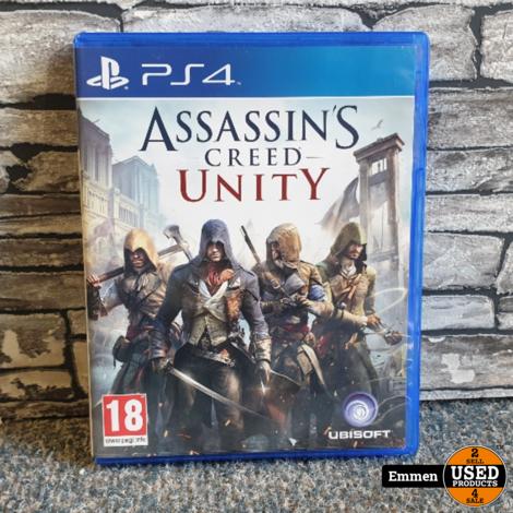 PS4 - Assassin's Creed Unity