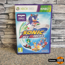 XBOX 360 Kinect - Sonic Free Riders