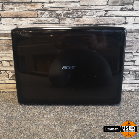 Acer Aspire 7520 - 17 Inch Laptop