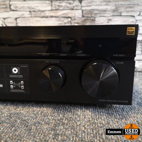 Sony STR-DH190 - Stereo Receiver