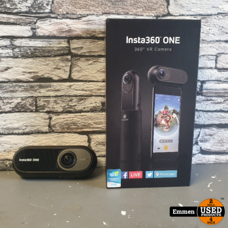 Insta360 One - 360 VR Camera