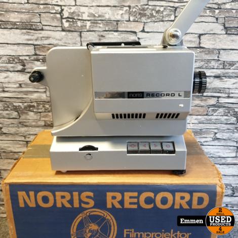Noris Record L - Filmprojector