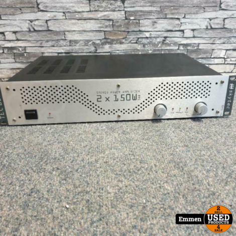 Skytec TEC 6300 - 150 Watt Power Amplifier