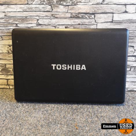 Toshiba Satellite C660-1FE - 15.6 Inch Laptop met QWERTZ toetsenbord