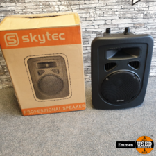 Skytec 170.307 - Hi-End Passive PA Luidspreker 10 Inch