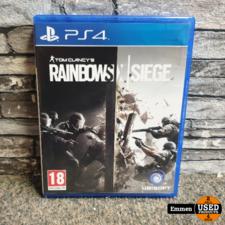 PS4 - Tom Clancy's Rainbow Six Siege