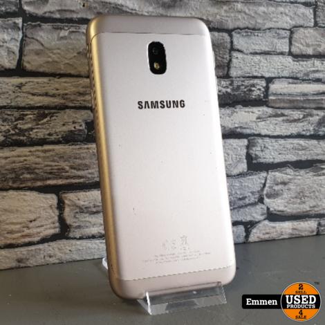 Samsung Galaxy J3 (2017) - Goud