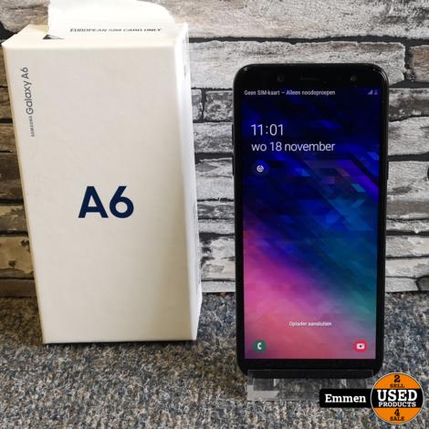 Samsung Galaxy A6 2018 - 32 GB (2)
