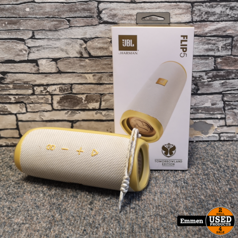 JBL Flip 5 - Tomorrowland Edition