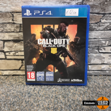 PS4 - Call of Duty Black Ops IIII