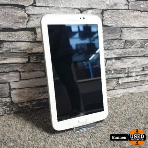 Samsung Galaxy Tab 3 - 7 Inch Wit