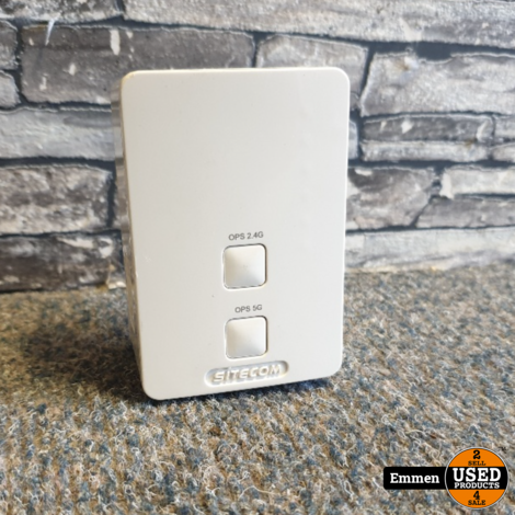 Sitecom WLX-5000 N600 Wi-Fi Dual-Band Range Extender